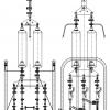 765kV Quadruple Tension String Assembly for Hexa Bundle Conductors