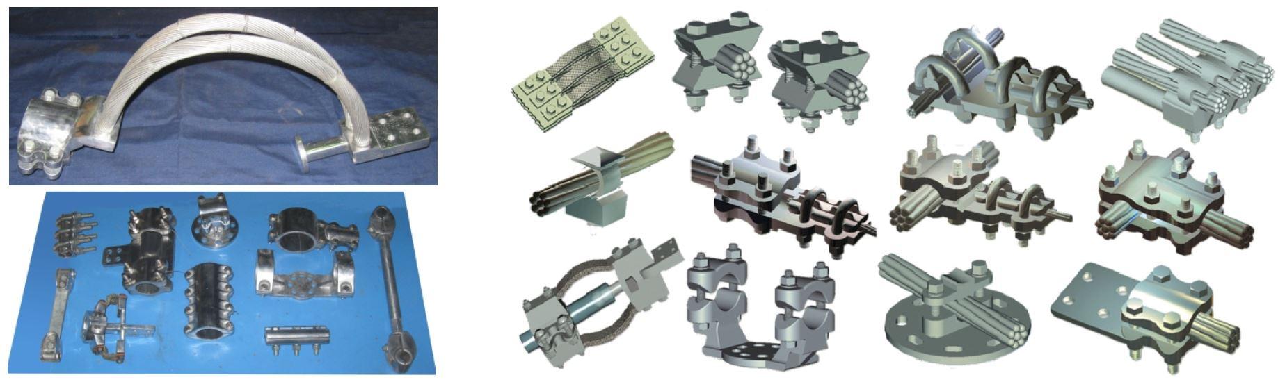 33kV / 66kV / 132kV / 220kV SUBSTATION CONNECTORS